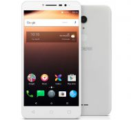 Alcatel 9008D A3 XL White+Silver