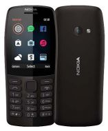 Nokia 210 DS Black